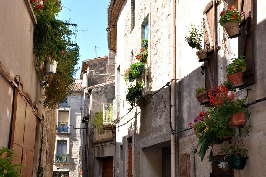 Путешествие по югу Франции. Часть 2. Небольшой городок Пезенас