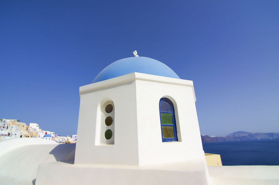 Острова Санторини – как и тысячу лет назад