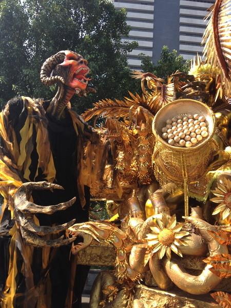 Рио-де-Жанейро — город-праздник