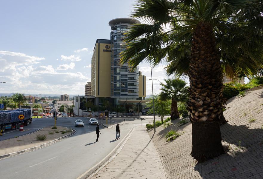 Виндхук - столица Намибии