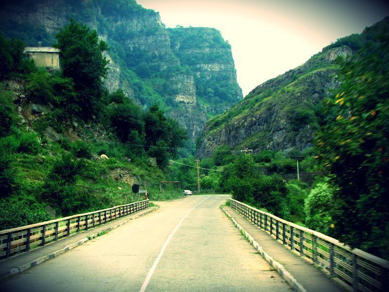 Автостопом до Бали. Страна №2: Армения