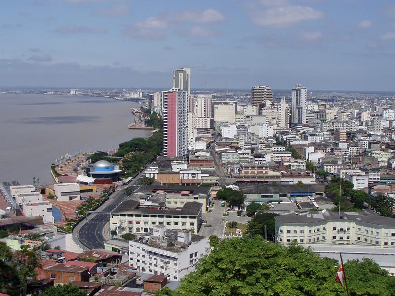 Эквадор. Гуаякиль