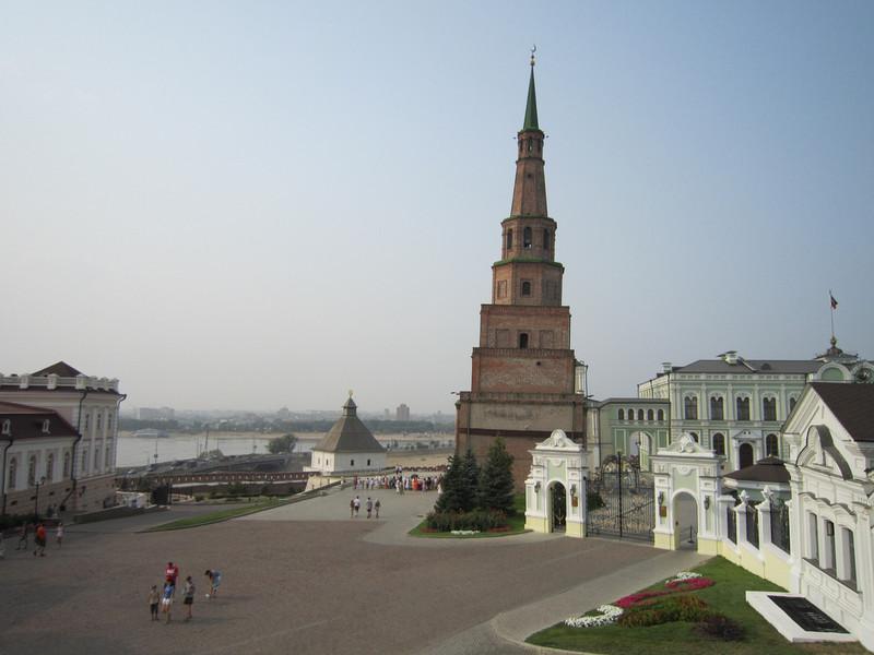 Следующая наша остановка - Казань!