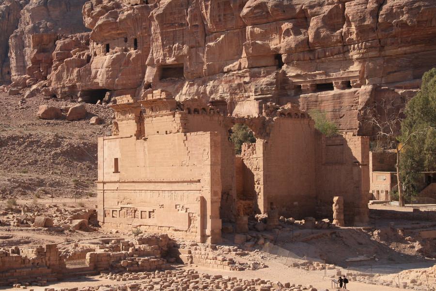 Петра, Иордания