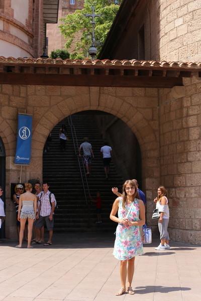 Монастырь Монсеррат, Каталония