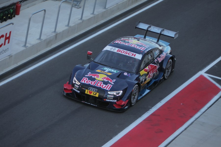 DTM 2014 глазами фаната Audi
