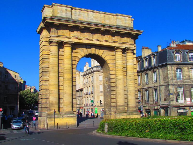 Хорошая погода на выходных в Бордо