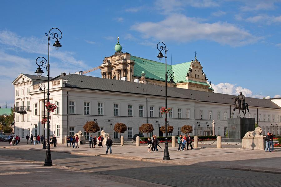 Варшавский Старый город