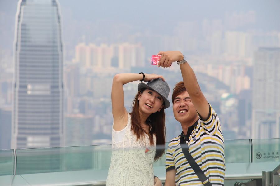 Гонконг!