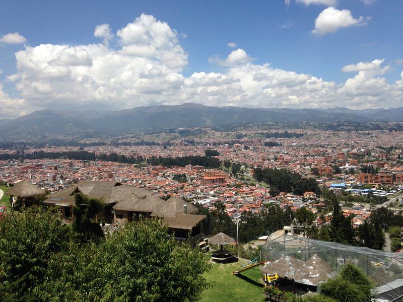 Немного фото города Куэнка