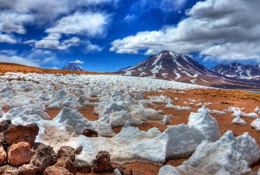 5 красивых пустынь мира