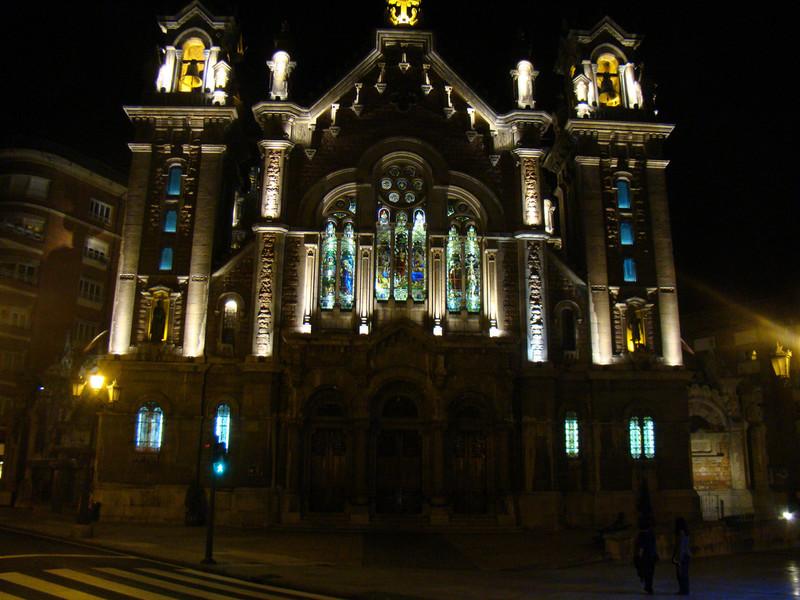 Небольшое путешествие по Испании