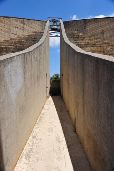 Современное искусство Сицилии в Новой Джибеллине