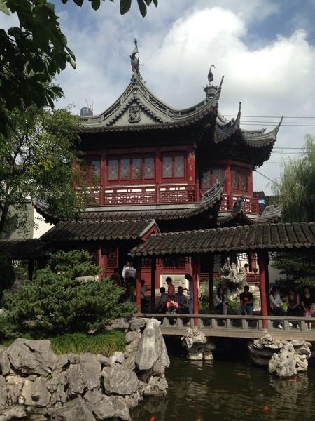 Шанхай 🇨🇳 Сентябрь 2014