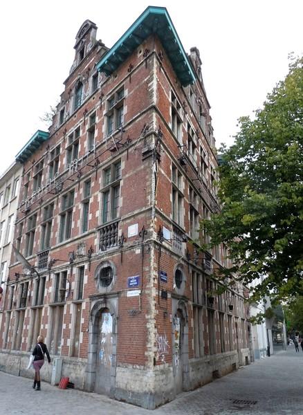 Архитектурное разнообразие Брюсселя. Несколько дней в столице Бельгии