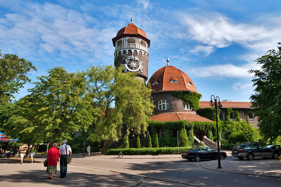 Светлогорск - город-курорт