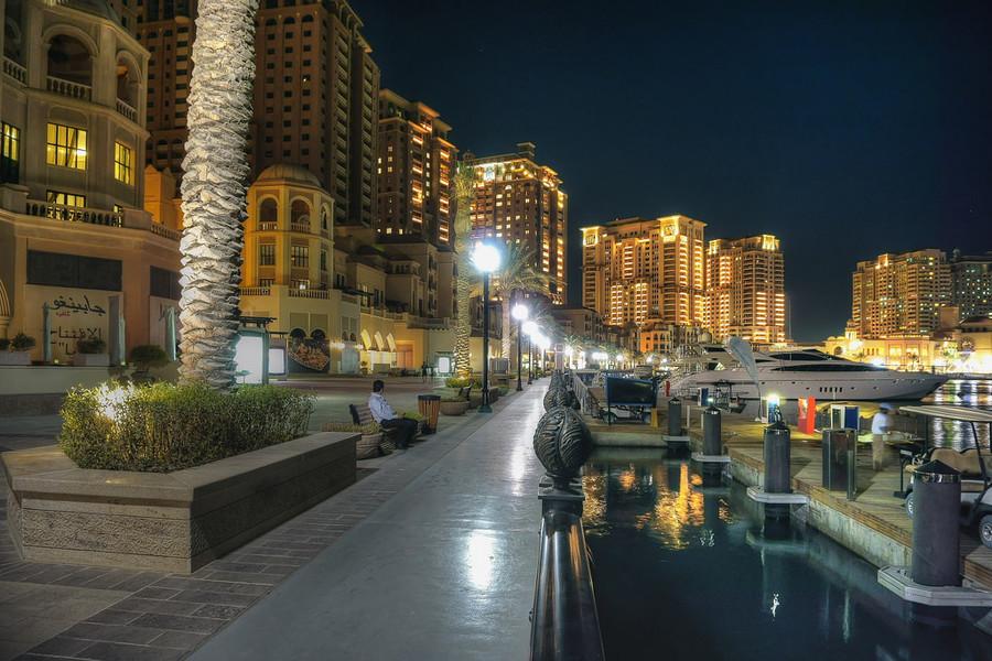 Доха - город будущего