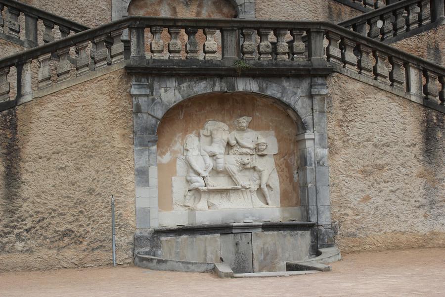 Замок Визиль