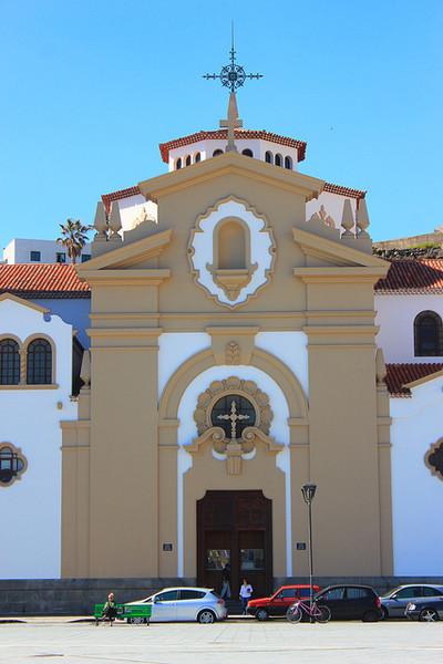 Канделария - религиозная столица Тенерифе