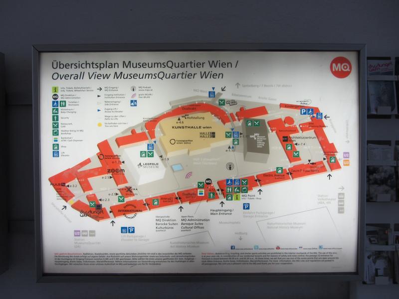 Музей Леопольда в Вене
