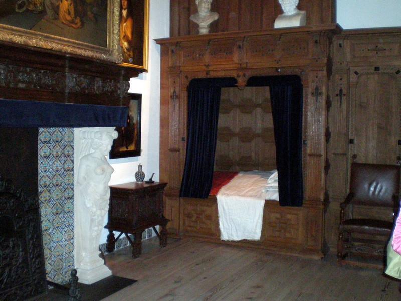 Дом-музей Рембрандта в Амстердаме
