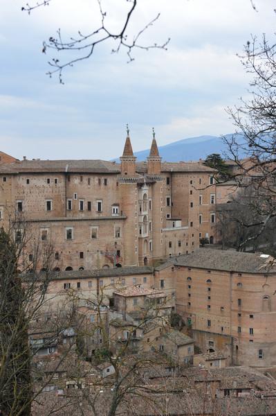Исторический центр Урбино