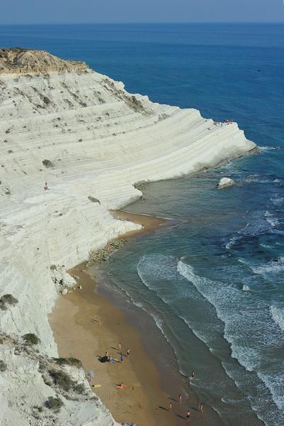 Кусочек прошедшего лета с Сицилии...Лестница Турков