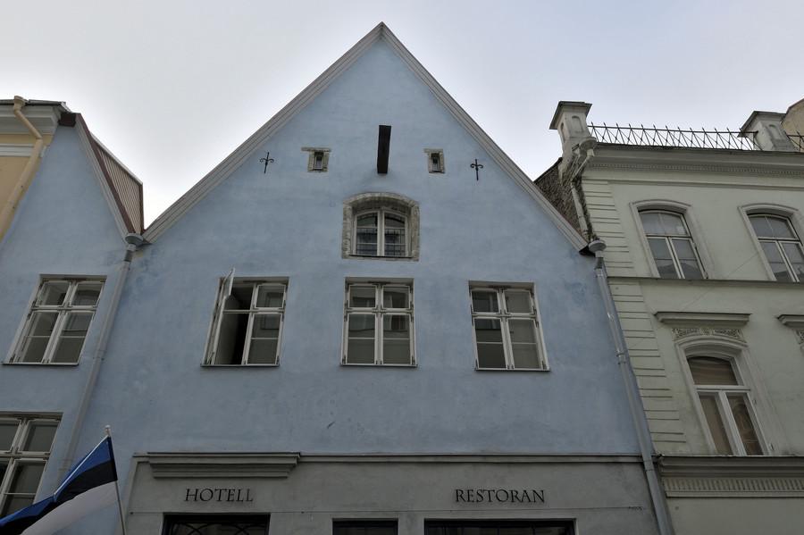 Таллин в сентябре