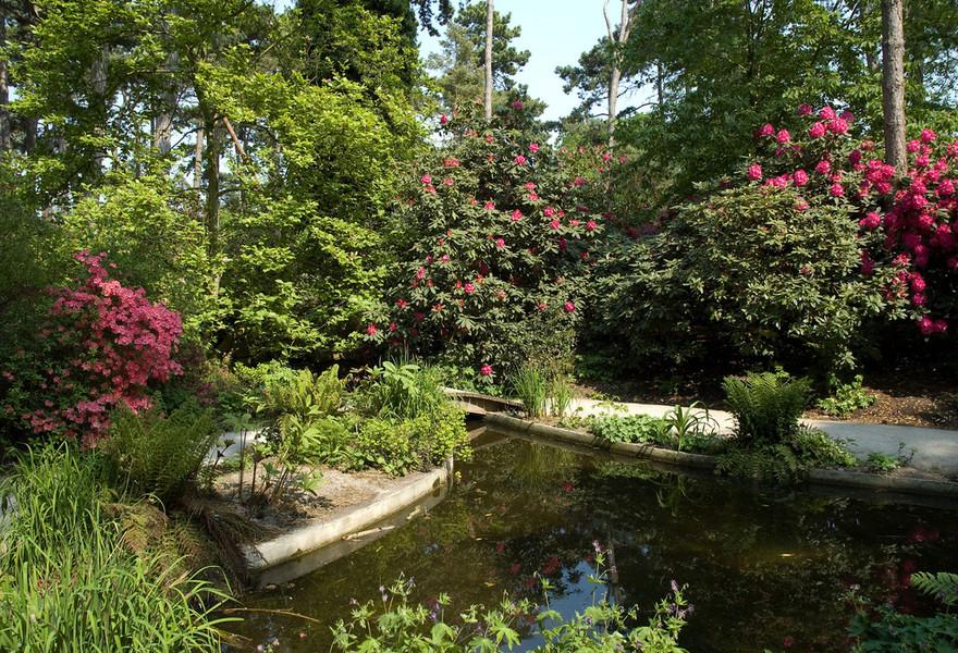 Парижский парк Флораль
