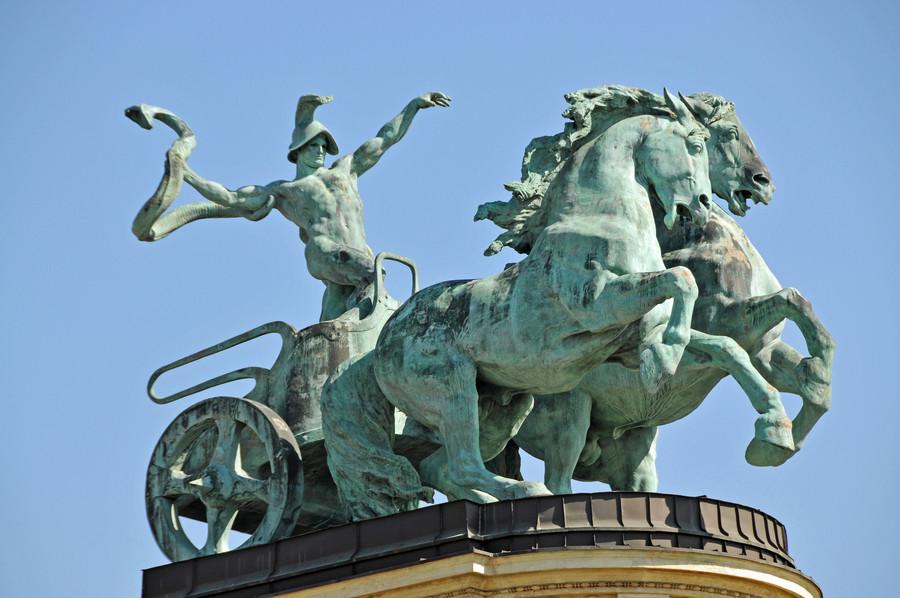 Некоторые достопримечательности Будапешта