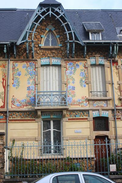 Архитектура французского города Нанси