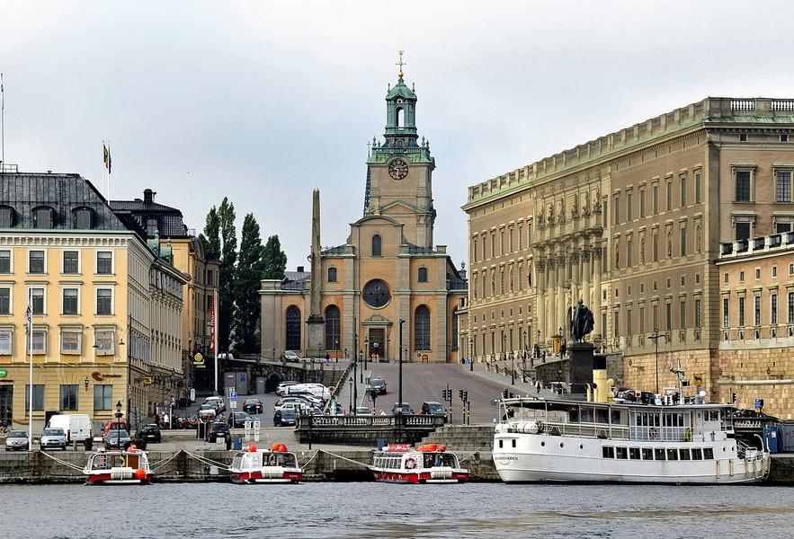Путешествие по Швеции. Стокгольм