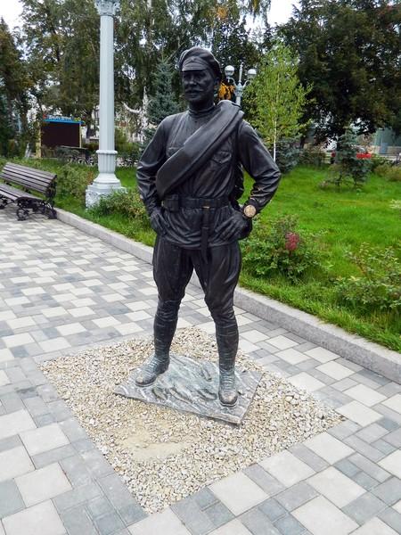 Памятники Самары