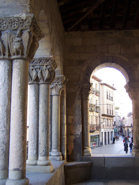 Испанская Сеговия