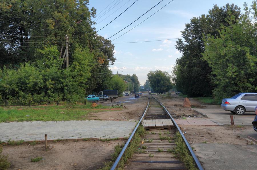 Кострома: зимой и летом