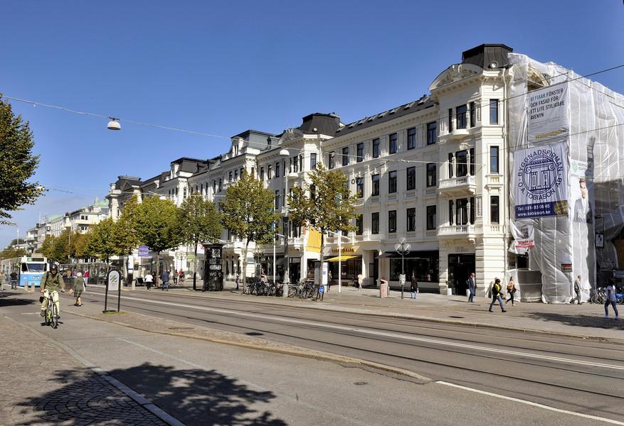 Путешествие по Швеции. Гётеборг