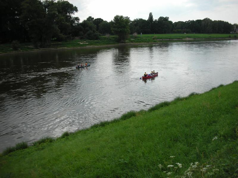 Дворец Пильниц на берегу Эльбы