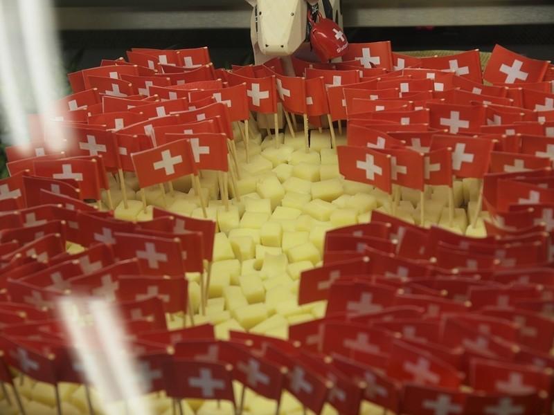 Фестиваль сыра в Бра