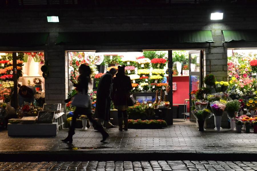 Праздничная атмосфера в Таллине, декабрь 2014