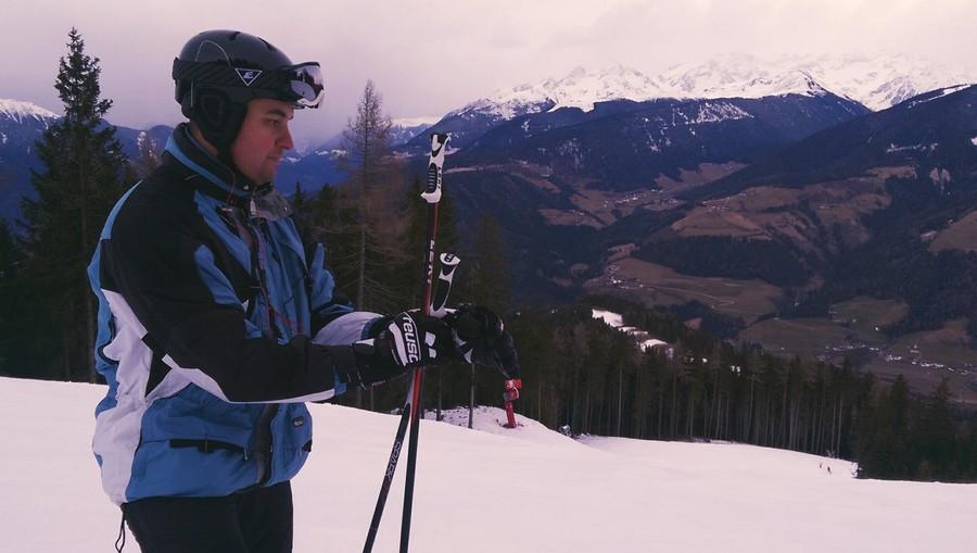 Сезон открыт ;) Доломитовы Альпы 2015