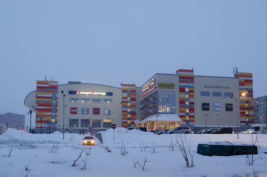 Норильск в декабре