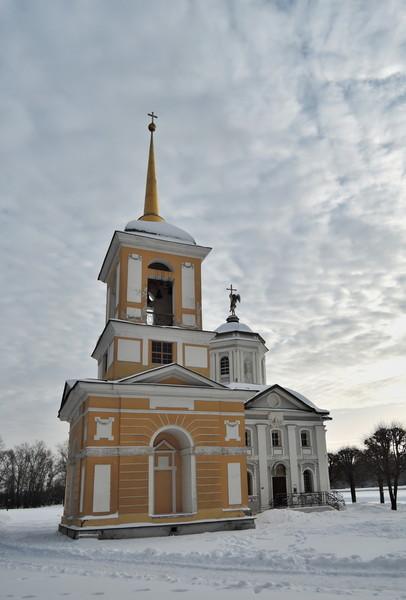 Поездка в усадьбу Кусково