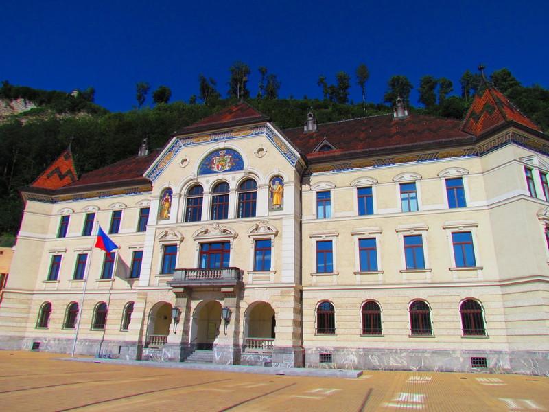 Архитектура Вадуца