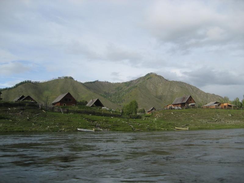Природа Сибири, Республика Тува, Саяны, Енисей