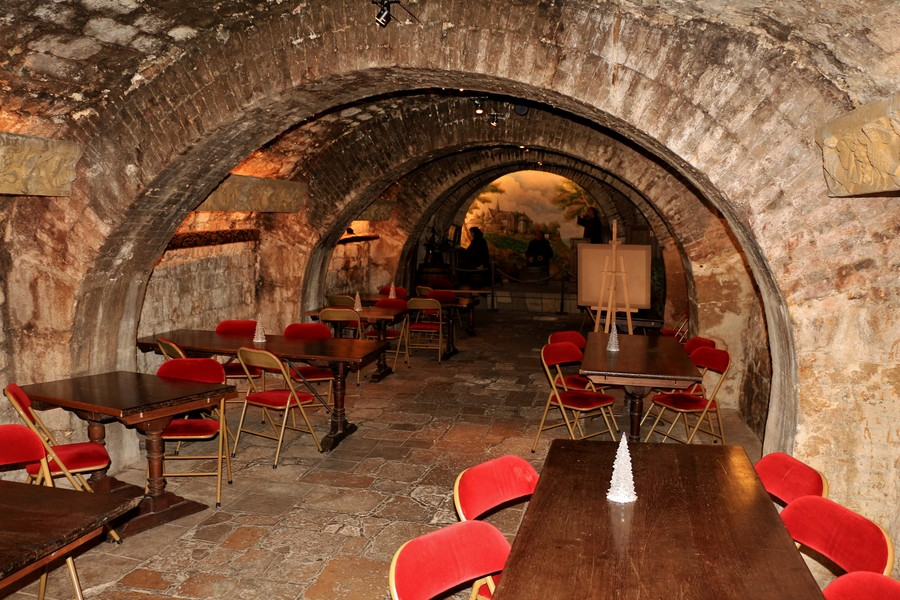 Музей вина в Париже