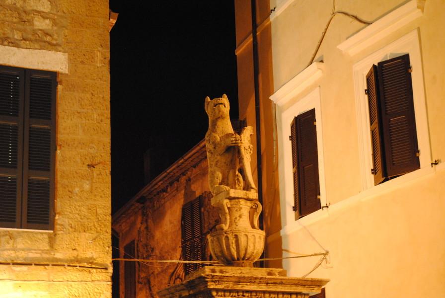 Питильяно - город на скале