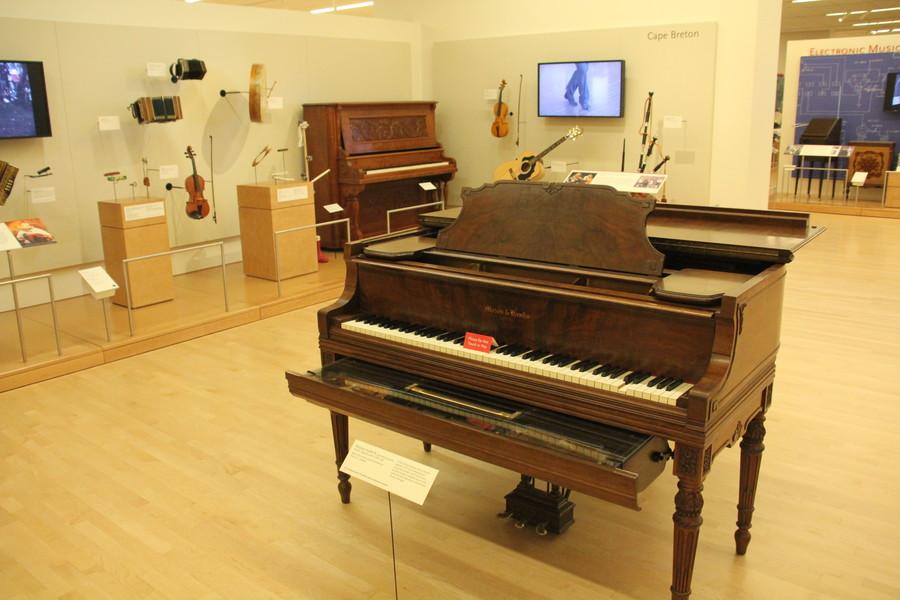 Музей музыкальных инструментов в Финиксе, штат Аризона
