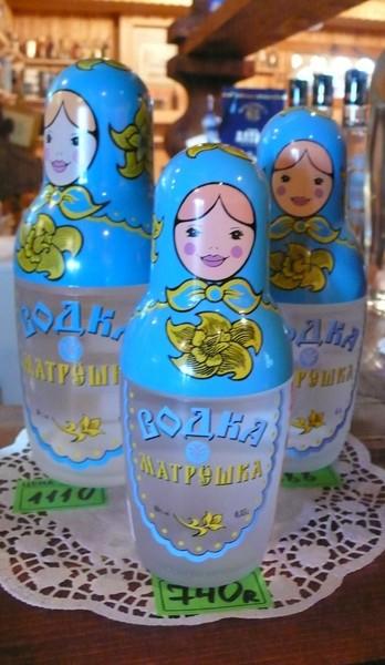 Музей водки в деревне Верхние Мандроги