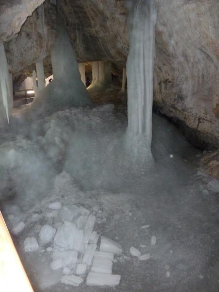 Деменовская ледяная пещера