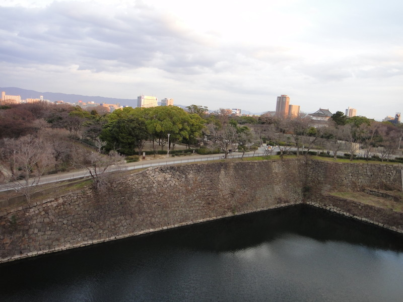 Маршрут по Японии. Осака